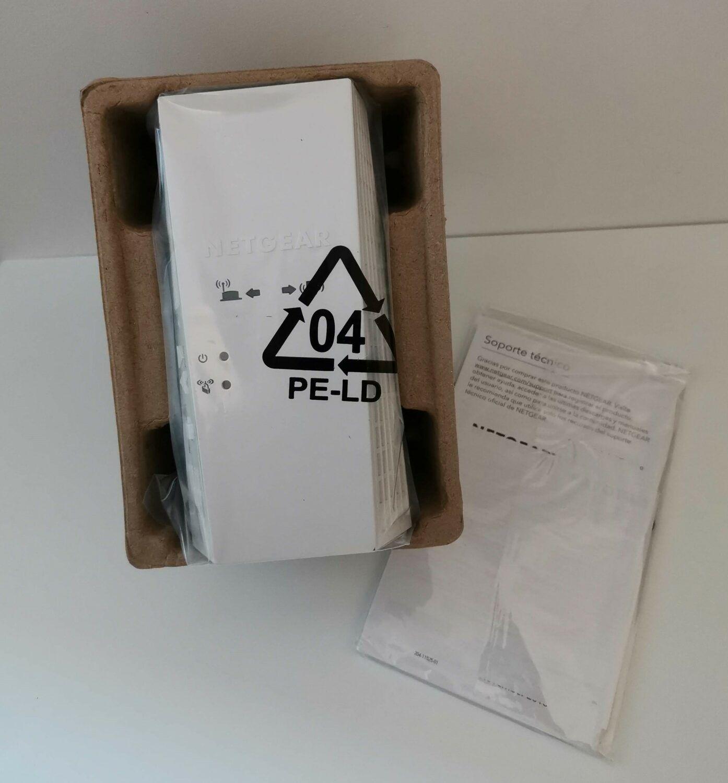 Netgear EX6250 déballage 02