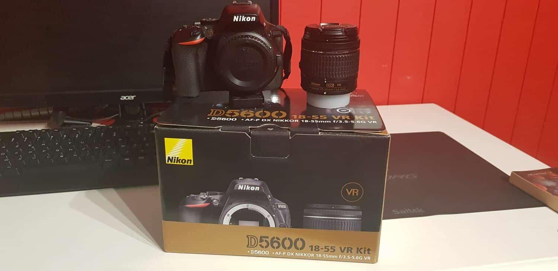 Nikon D5600 - Kit
