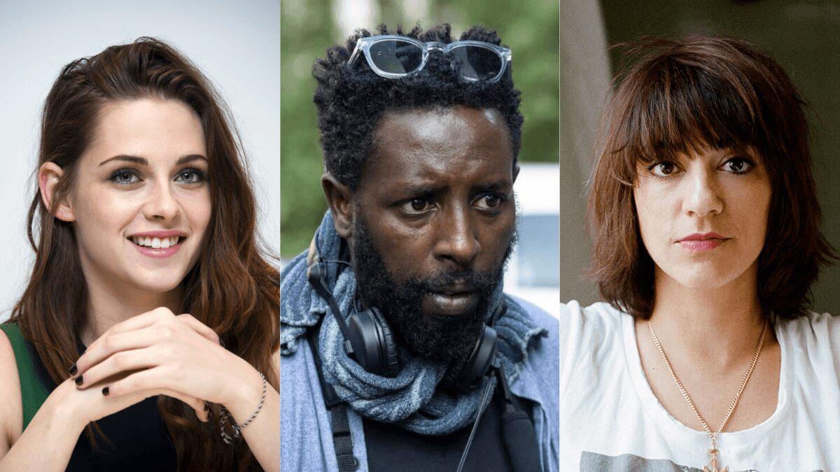 Kristen Stewart, Ladj Ly et Ana Lily Amirpour