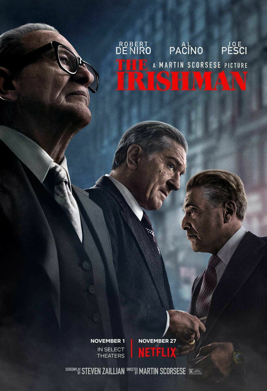 Affiche du film The Irishman
