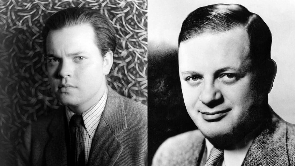 Welles X Mankiewicz