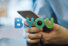Photo of Bouygues lance un forfait mobile B&You 100 Go pour 11,99 € par mois