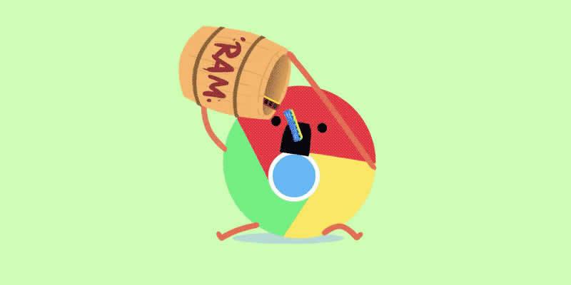 google-chrome-RAM