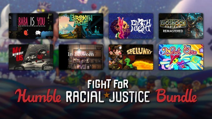 humble-bundle-jeux-video-fight-for-racial-justice
