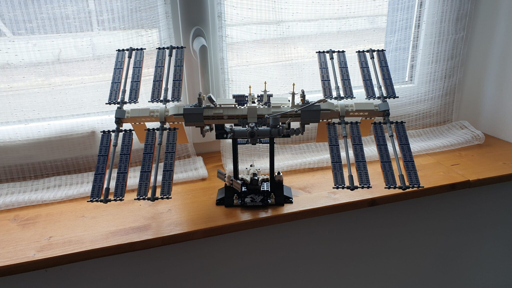 La station spatiale internationale Lego IDEAS