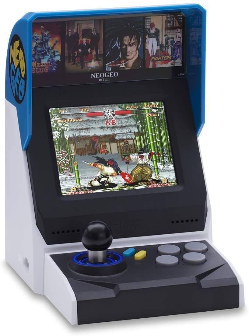 mini console Neo Geo mini