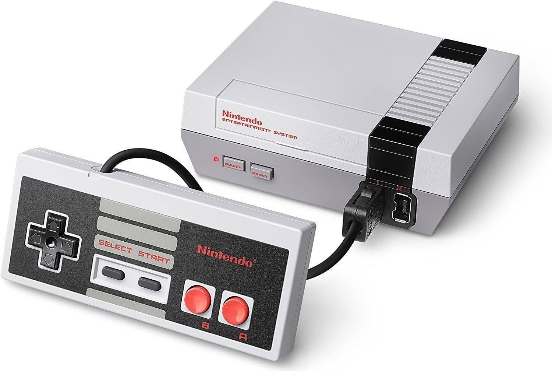 mini console Nintendo Nes Classic Mini