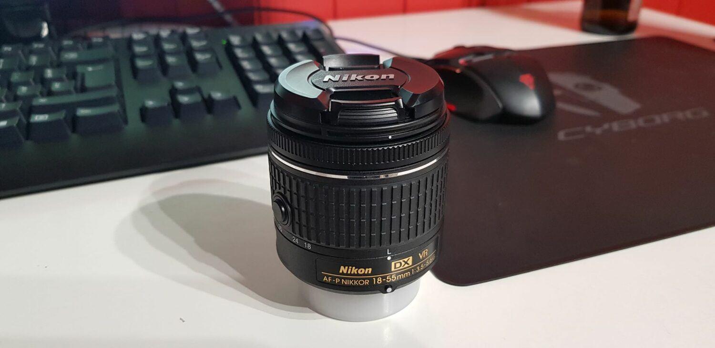 Nikon D5600 - Objectif