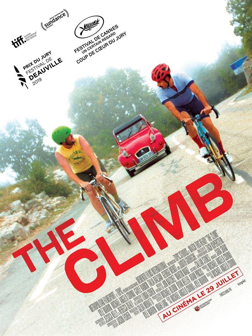 Affiche du film The Climb