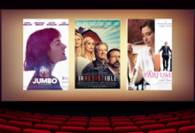 Photo of Jumbo, Irresistible… que voir au cinéma ce week-end ?