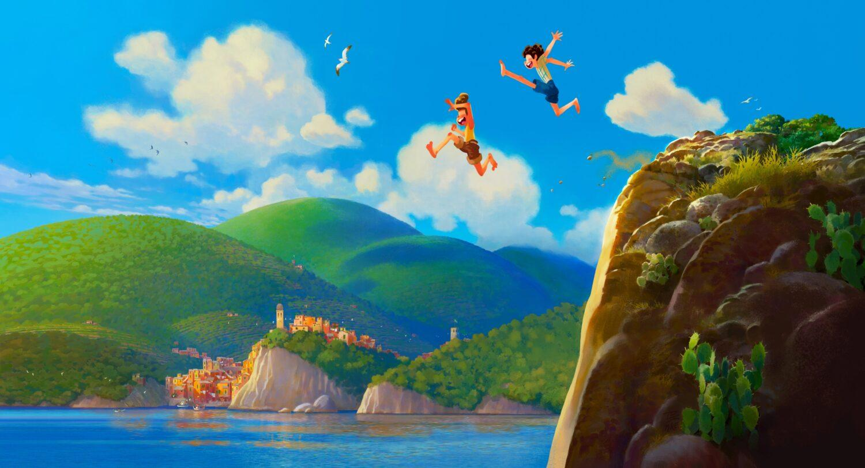 Image de Luca, le prochain Pixar