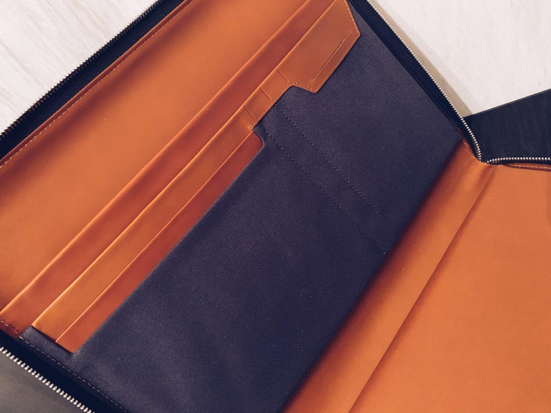 Compartiment de poches