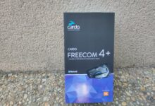 Photo of Test – Intercom Cardo Freecom 4+ : Gardez vos mains sur le guidon !