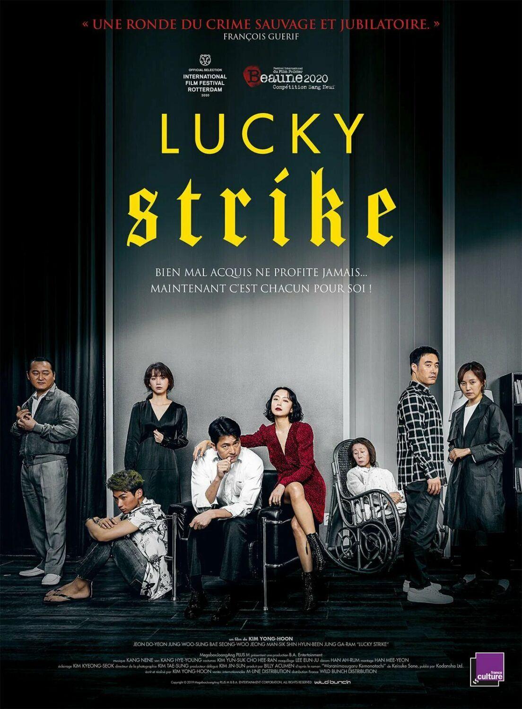 Affiche de Lucky Strike