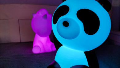 Photo de Test – Bigben Lumin'Us Panda : Allez vous craquer ?