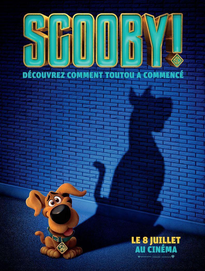 Affiche du film Scooby!