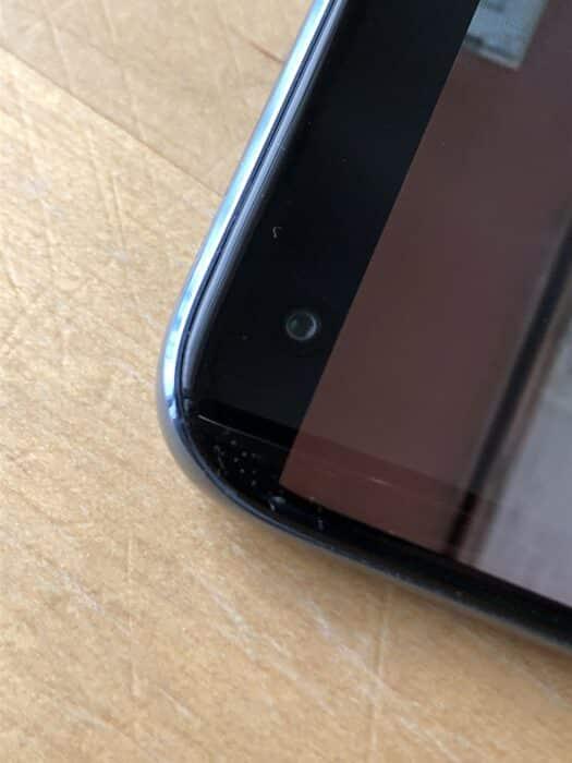Trou caméra Netflix Xiaomi Mi 10