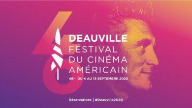 Logo de l'édition 2020 du Festival du cinéma Américain de Deauville