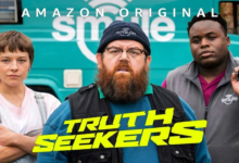 Photo of Simon Pegg et Nick Frost de retour sur Prime Video