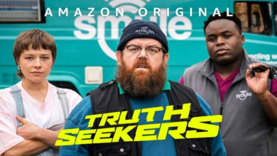 Truth Seekers, bientôt sur Amazon Prime Video