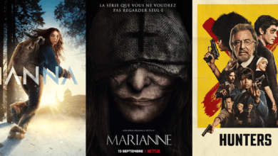 Photo of Marianne, Hunters, Hanna – 3 séries à voir ou à revoir