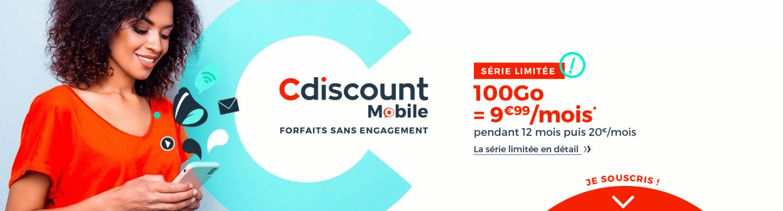 Cdiscount-meilleur-forfait-mobile-100-go-aout-2020