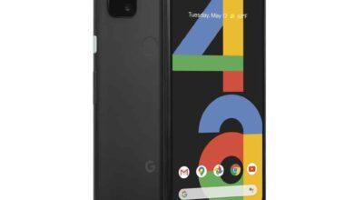 Photo de Google Pixel 4a, le retour aux sources !