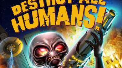 Photo de Les 3 jeux vidéo de la semaine, Destroy All Humans, Skater XL, Grounded