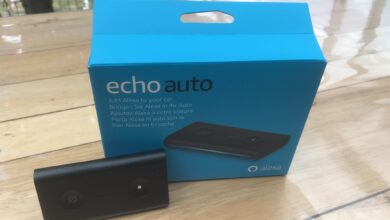 Photo de Test – Amazon Echo Auto : Alexa dans votre voiture