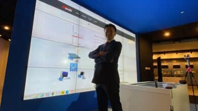 Photo de AlphaBit, une société spécialisée dans les solutions de cryptage de données