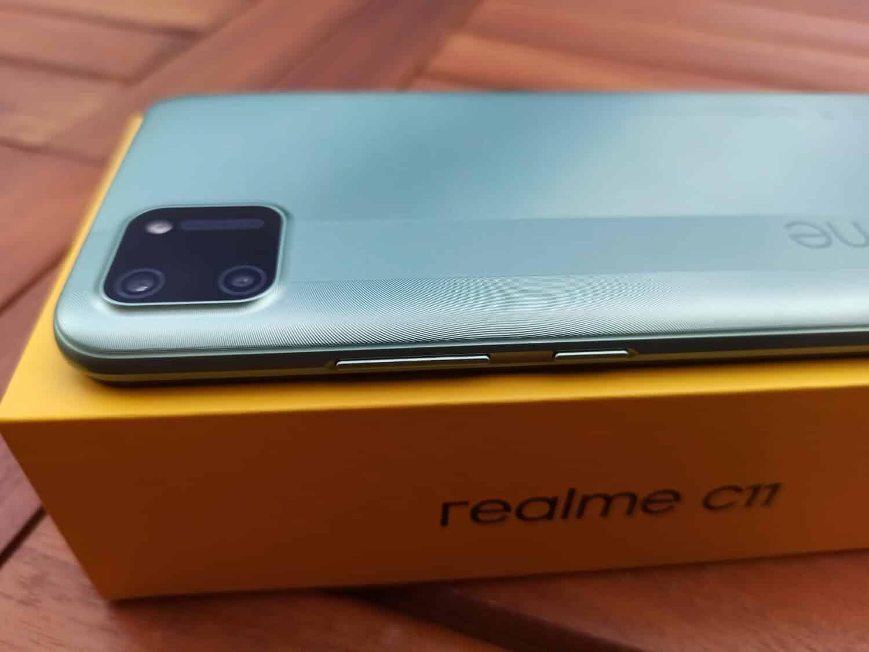 Realme C11 caméra arrière 1