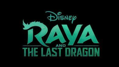 Logo du film Raya et le dernier dragon