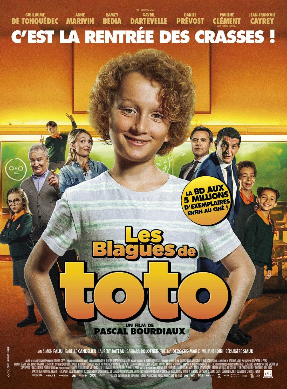 Affiche des Blagues de Toto