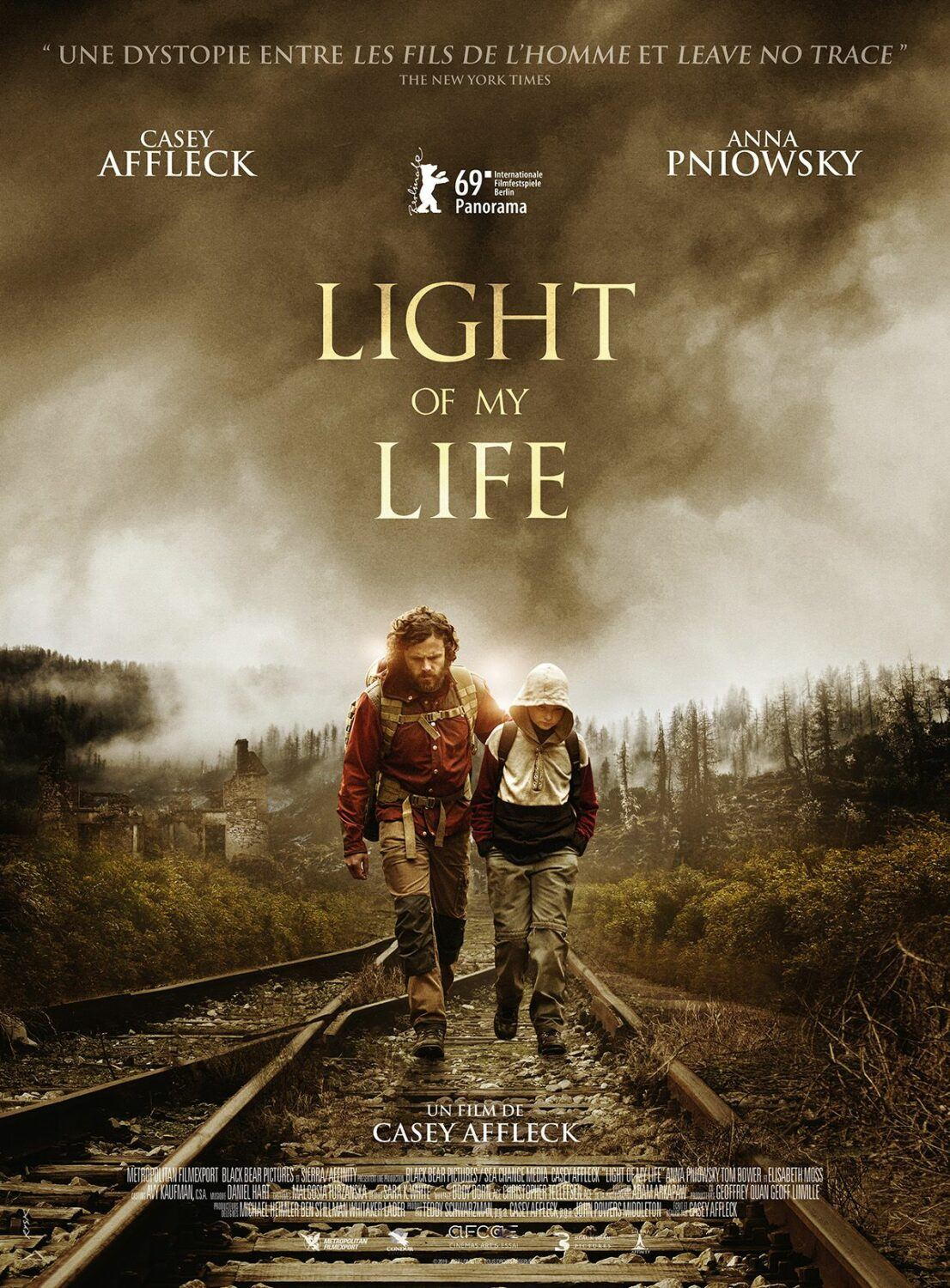Affiche de Light of my Life
