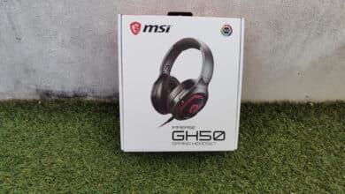 Photo de Test – MSI Immerse GH50 : Un casque haut en couleur