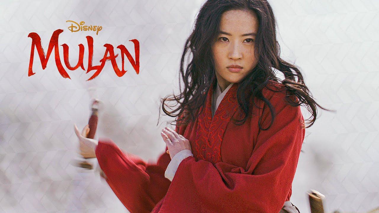 Liu Yifei dans le rôle de Mulan de Niki Caro