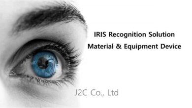 Photo de Lumières sur J2C – Reconnaissance d'iris à l'âge du COVID-19