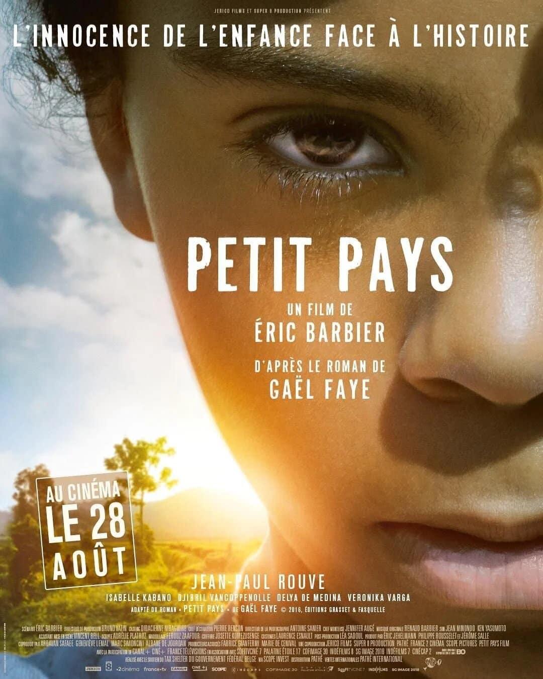 Affiche du film Petit Pays