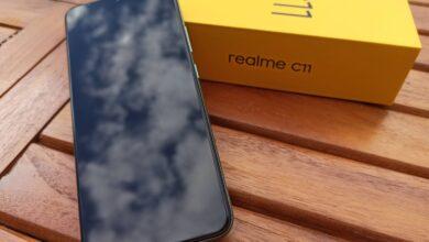 Photo de Test Realme C11  : un petit prix pour un grand écran