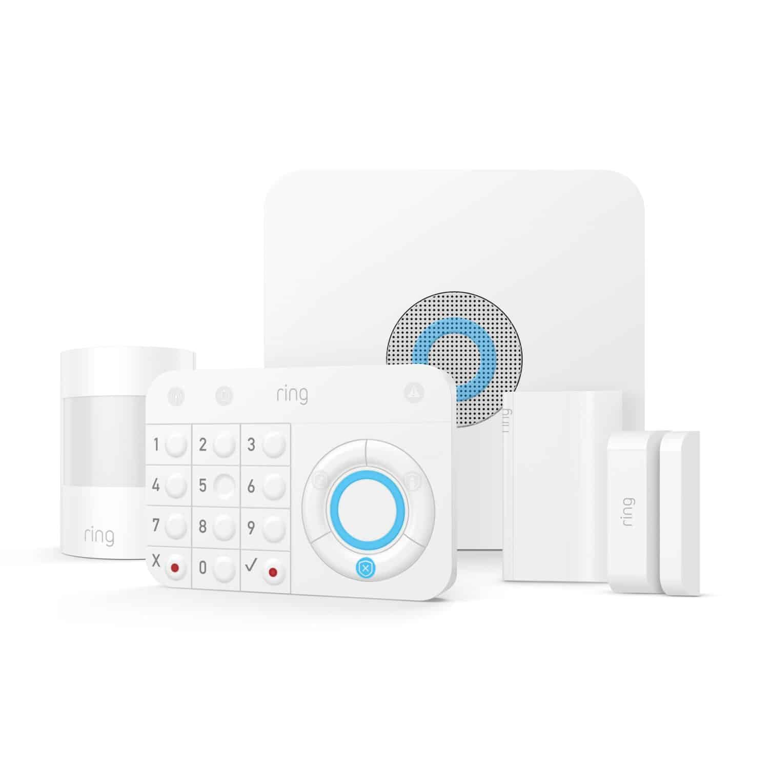 Ring - Alarm Security Kit