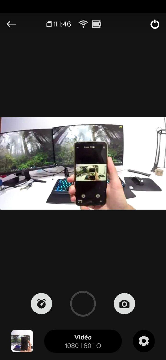 appli gopro android