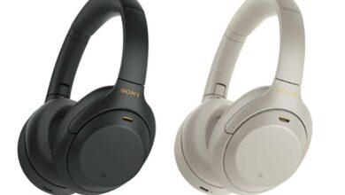 Photo de Sony annonce la sortie du WH-1000XM4, son casque à réduction de bruit
