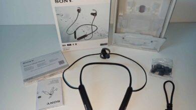 Photo de Test – Sony WI-SP 510 : des écouteurs intra-auriculaire taillés pour les sportifs