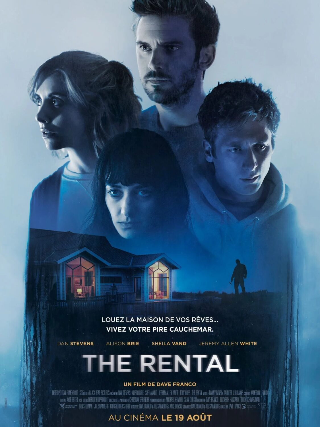 Affiche du film The Rental