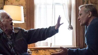 Viggo Mortensen et Lance Henriksen dans Falling