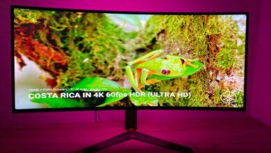 Photo de Test – LG 38GL950G-B : La crème des écrans gaming 21:9