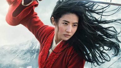 Yifei Liu dans le Mulan de Niki Caro