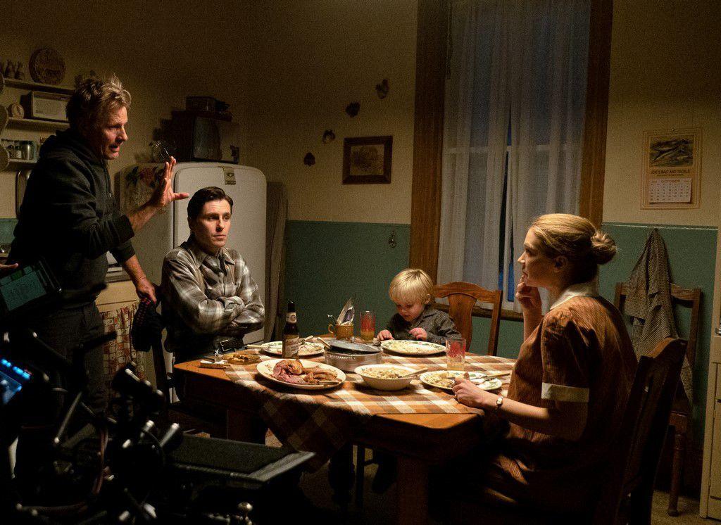 Photo de tournage de Falling de Viggo Mortensen