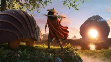 Aperçu de Raya et le dernier dragon