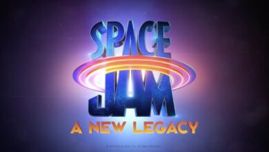 Logo du film Space Jam A New Legacy